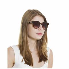Óculos de Sol Feminino Paramount Milk Tort - Le Specs