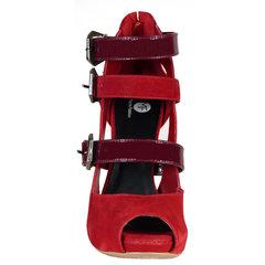 Ankle Boot Couro Nobuck Poppy Macro Fashion