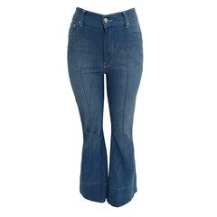 Calça Flare Jeans Claro Amapô