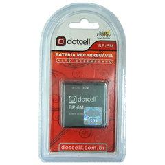 Bateria para Celular 900mAH 3,7V Dotcell - BP-6M/162