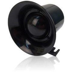 Sirene Corneta Compacta 120DB 12Volts ECP Preto - F105895