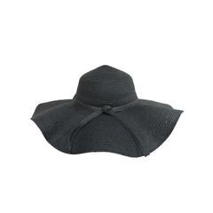 Chapéu com Laço Preto Juju Costa
