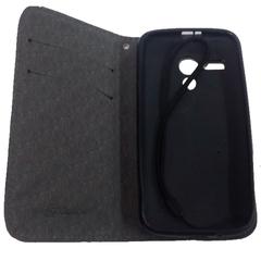 Capa para Motorola Moto G Dotcell DC-CS411 Preto