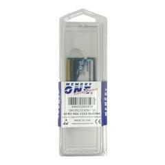 Memória Memory One para Notebook 4 GB DDR3 1333MHz SM1PS1333C9/4GB