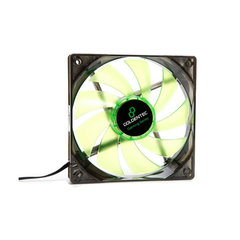 Cooler Goldentec 120x120x25 12V com Led Verde - 31077