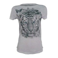 Blusa T-Shirt Onça Branca B.Fly