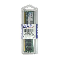 Memória Memory One 2 GB DDR2 800MHz M1800A1N1/2GB
