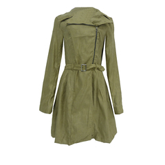 Casaco Trench Coat Whisky Chocomatte
