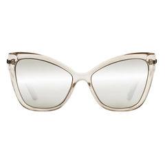 Óculos de Sol Feminino Naked Eyes Espelhado - Le Specs