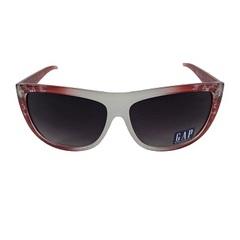 Óculos de Sol Feminino Vermelho Degrade GAP - A3517