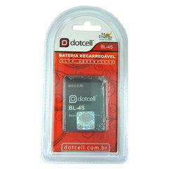 Bateria para Celular 700mAH 3,7V Dotcell - BL-4S/152