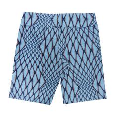 Short Curto Suplex Listra Azul Allmare