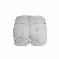 Shorts Jeans Ancora M.Officer
