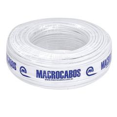 Cabo Coaxial MacroCabos RF 4.0MM 85% 100 Metros - 51579