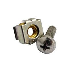 Porca Gaiola para Rack com Parafuso M5 Dualcomp