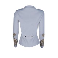 Jaqueta de Tricot Ouro Branco Agilità