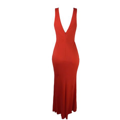 Vestido Longo Giuliana Vermelho Iódice