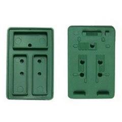 Tampa para Cartuchos Jato de Tinta HP 93/95/97 Verde Plasmolde - PCPTD-012