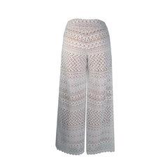 Calça Pantalona Renda Guipir Laví