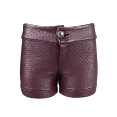Short Metalasse Vinho Yuppie