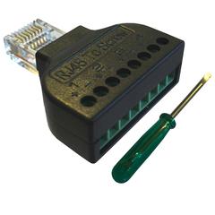 Conector RJ45 Multitoc Parafusável - MUCO0012