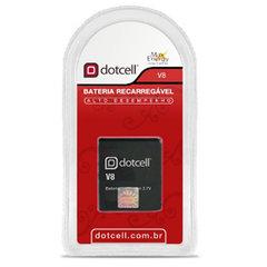 Bateria recarregável para Celular 3,7V 800Mah Dotcell - DC-V8
