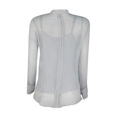 Camisa de Seda Pura Nara Talienk