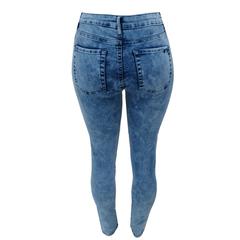 Calça Jeans Skinny Lavagem 284
