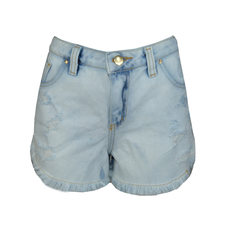 Short Jeans Alto Destroyed Amicci