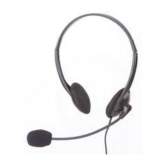 Fone de Ouvido Headset com Microfone Goldentec F216 Preto