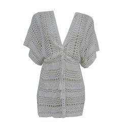 Vestido Tricot Branco 284