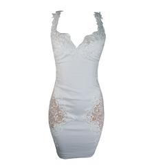 Vestido Renda Branco Agilità