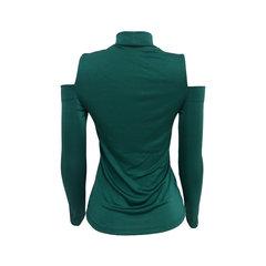 Blusa Patricia Jersey Verde Iódice