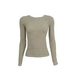 Blusa Second Lurex Cor Ouro C.club - 11224