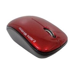 Mouse USB Mini Sem Fio Goldentec 14494 1600dpi 3 Cores