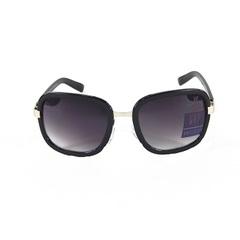 Óculos de Sol Feminino Preto com Cromado GAP - YSS00062F