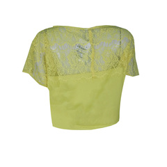 Blusa de Renda Morcego Limeade Litt'