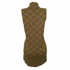 Vestido Tricot Cloe Marrom Primart