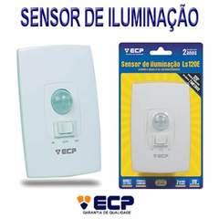 Sensor de Presença para Parede IVP LS120E ECP