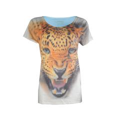 Camiseta Rosto Tigre M.officer