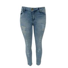 Calça Jeans Claro Anne Fernandes
