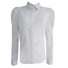 Camisa Manga Longa Branco Tufi Duek