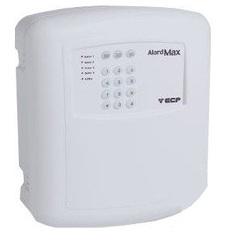 Central de Alarme ECP 4 Setores Max4+Fit 433Mhz Alard