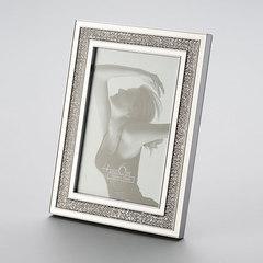 Porta Retrato Vertical de Metal 13x18 Centímetros Prestige - 37932