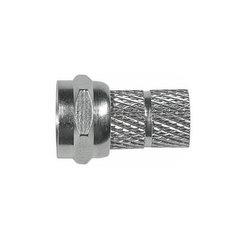 Conector F RG59 Tblack 75R Rosca  - 8.4.59