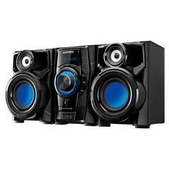 Rádio Micro System Mondial MS-05 260W RMS USB/CD/MP3/FM/AUX Bivolt