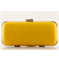 Clutch  Amarelo Donna Brasil