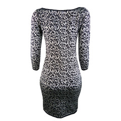 Vestido Jacquard Mix Agilità