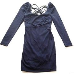 Vestido Franja Metal Blush Lafê