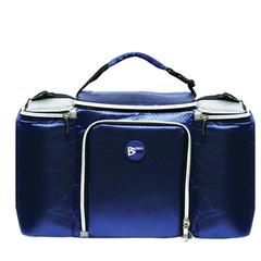 Bolsa Térmica 22 Litros Batiki Azul/Cinza - 2055